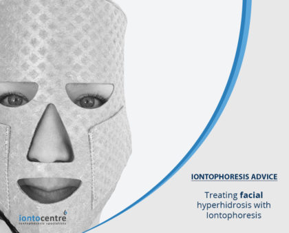 Treating Facial Hyperhidrosis with Iontophoresis